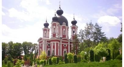 Mănăstirea CURCHI - perlă a arhitecturii locașelor de cult moldovenești