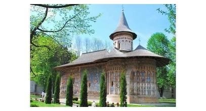 Mănăstirea VORONEȚ - ctitoria lui Ștefan cel Mare. Capodoperă a artei universale